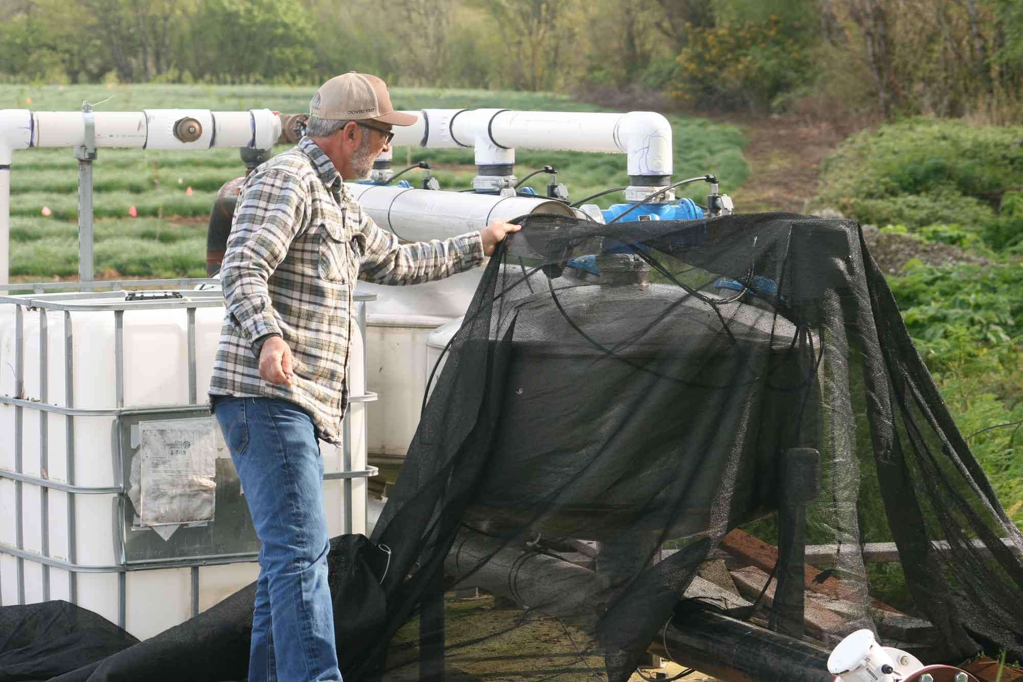 Preparing for irrigation season
